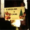 Caroling for Cans