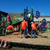 Mulching the Playground